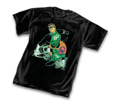 GREEN LANTERN/SINESTRO T-Shirt • L/A