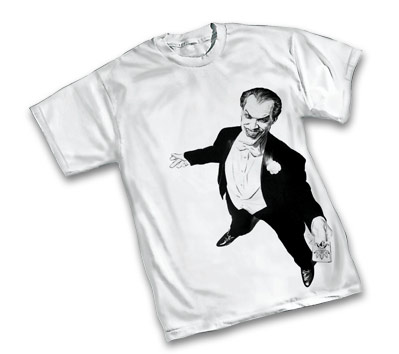 JOKER: GO FISH! T-Shirt by Alex Ross