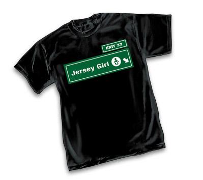 JERSEY GIRL LOGO T-Shirt