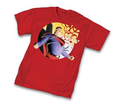 KINGDOM COME: SUPERMAN T-Shirt by Alex Ross • L/A