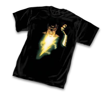 BLACK ADAM: F.O.E. T-Shirt by Alex Ross • L/A