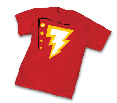 MAGIC OF SHAZAM! SYMBOL T-Shirt • L/A