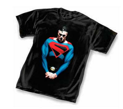 KINGDOM COME: SUPERMAN III T-Shirt by Alex Ross • L/A
