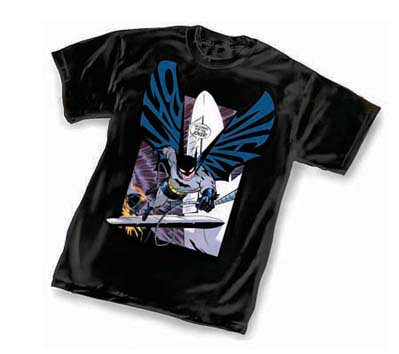 BATMAN: CAPED CRUSADER T-Shirt • L/A