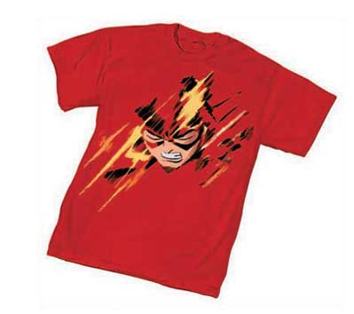NEW FRONTIER: FLASH T-Shirt