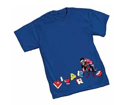 SUPERMAN: BIZARRO T-Shirt by Eric Powell • L/A