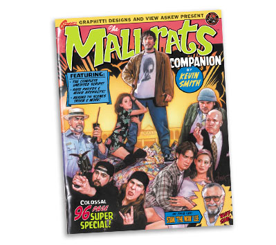 MALLRATS Trade Paperback by Kevin Smith