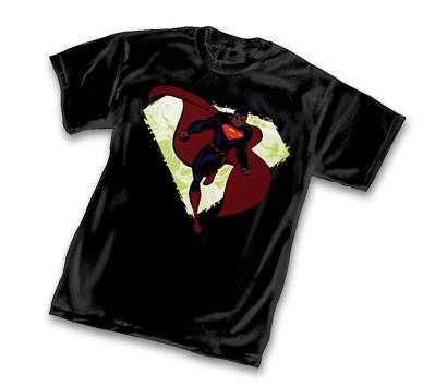 SUPERMAN: CONFIDENTIAL T-Shirt by Tim Sale