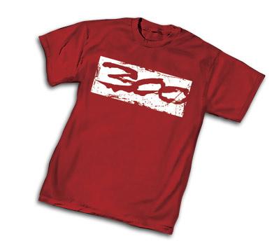 300 LOGO II T-Shirt by Frank Miller (L/A)