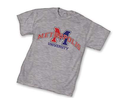 METROPOLIS UNIVERSITY T-Shirt