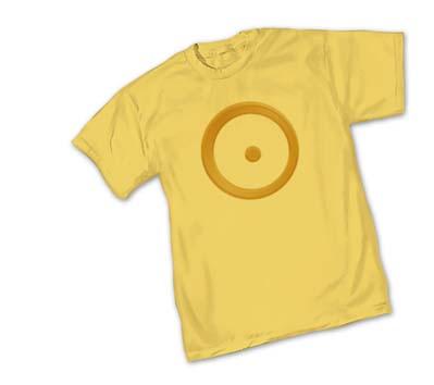 METAL MEN: GOLD METALIX SYMBOL T-Shirt • L/A