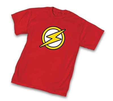 JUSTICE LEAGUE UNLIMITED FLASH SYMBOL T-Shirt