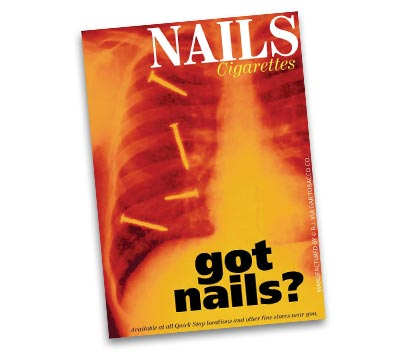 NAILS: PROMOTIONAL Poster