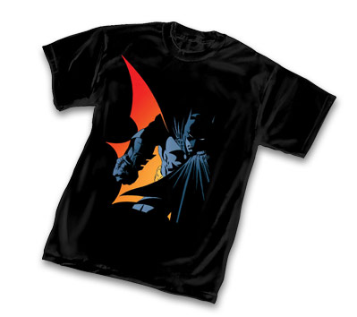 BATMAN: SON OF THE DEMON T-Shirt by Andy Kubert • L/A