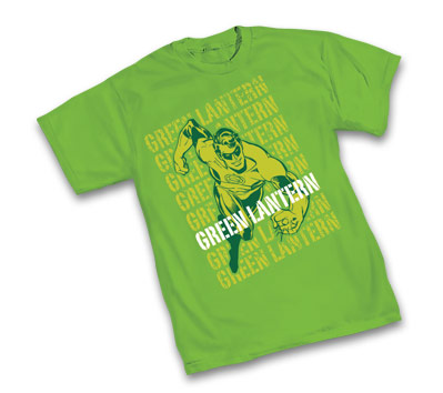GREEN LANTERN: RETRO T-Shirt