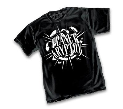 PLANET KRYPTON LOGO T-Shirt