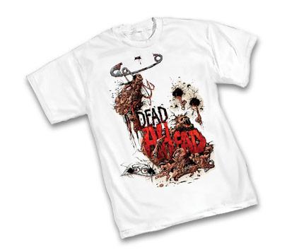 DEAD AHEAD T-Shirt by Alex Niño