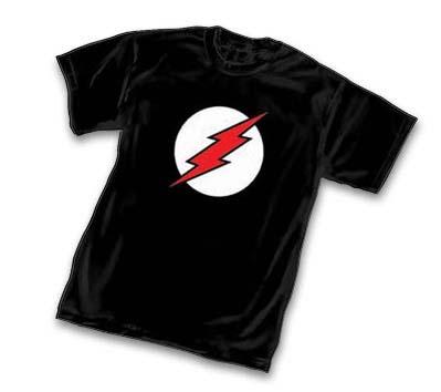 BLACK FLASH SYMBOL T-Shirt • L/A