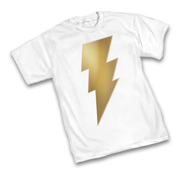 MARY MARVEL METALIX SYMBOL T-Shirt