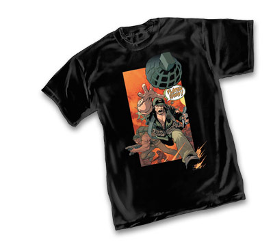 SGT. ROCK: FLATTEN EASY T-Shirt • L/A