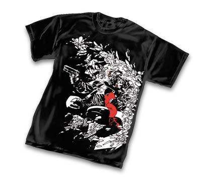 SIN CITY: CRASH T-Shirt by Frank Miller • L/A