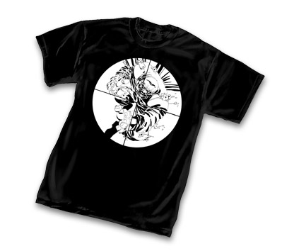 SIN CITY: CROSSHAIRS T-Shirt by Frank Miller