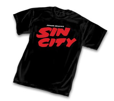SIN CITY LOGO T-Shirt • L/A