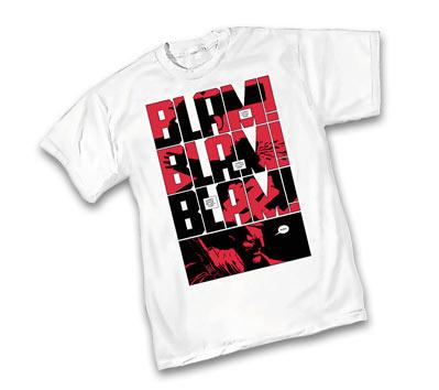 SIN CITY: BLAM! BLAM! BLAM! T-Shirt by Frank Miller