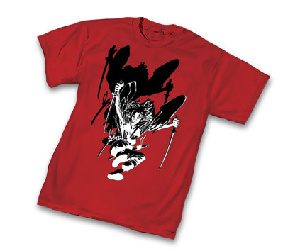 SIN CITY: MIHO T-Shirt by Frank Miller • L/A