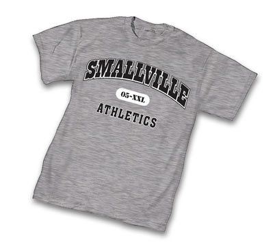 SMALLVILLE ATHLETICS T-Shirt • L/A