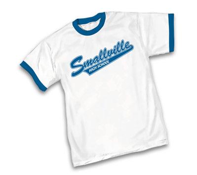 smallville high school t shirt l a