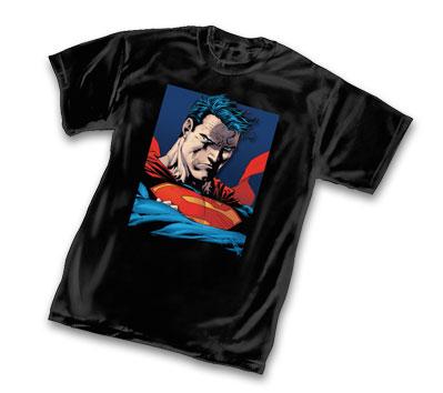 SUPERMAN: GAZE T-Shirt by Jim Lee • L/A