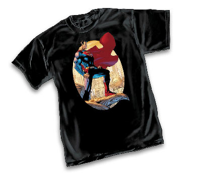 SUPERMAN: PRIDE T-Shirt by Jim Lee