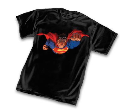 SUPERMAN: ZOOM T-Shirt by Michael Turner • L/A