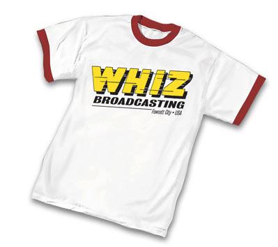 WHIZ BROADCASTING T-Shirt