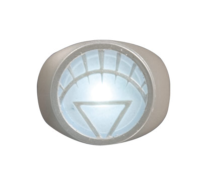 WHITE LANTERN: LIGHT-UP POWER RING