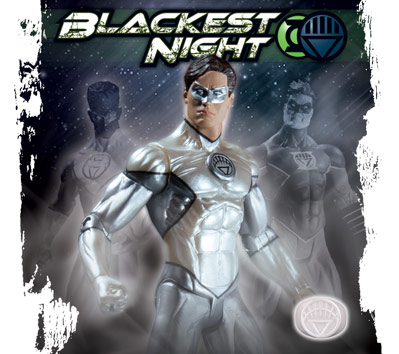 NYCC Exclusive: Blackest Night White Lantern Hal Jordan