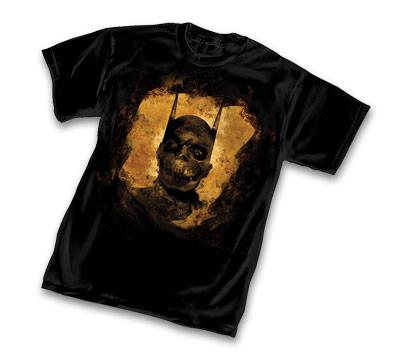 BATMAN: ANKH T-Shirt by John Van Fleet