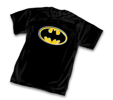 BATMAN SYMBOL 3-D T-Shirt