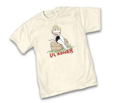 LIL ABNER: DAISY MAE T-Shirt by Capp & Frazetta
