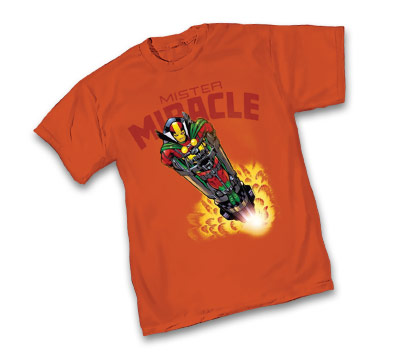 MISTER MIRACLE T-Shirt by Jack Kirby