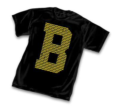 "BATMAN: ""B"" T-Shirt"
