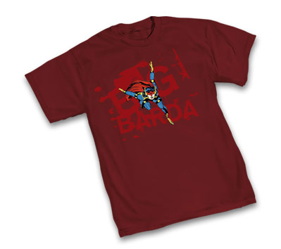 BIG BARDA T-Shirt by Jack Kirby