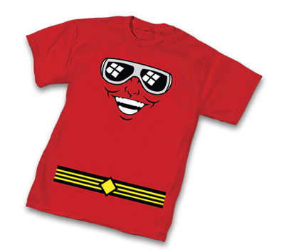 PLASTIC MAN: CLOSE-UP T-Shirt • L/A