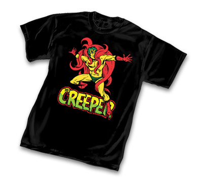 THE CREEPER T-Shirt by Steve Ditko • L/A