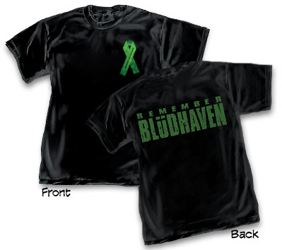 52: REMEMBER BLUDHAVEN T-Shirt