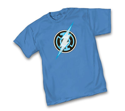 BLUE LANTERN: FLASH SYMBOL T-Shirt
