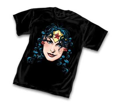 WONDER WOMAN: FACE II T-Shirt