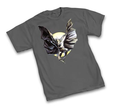 JUSTICE: BATMAN T-Shirt by Alex Ross • L/A