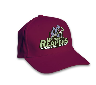 LEONARDO REAPERS Embroidered Cap